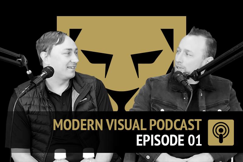 Modern Visual Podcast Episode 1 - MV's Journey So Far