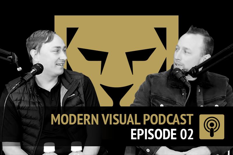 Modern Visual Podcast Episode 2 - Social Media in 2019
